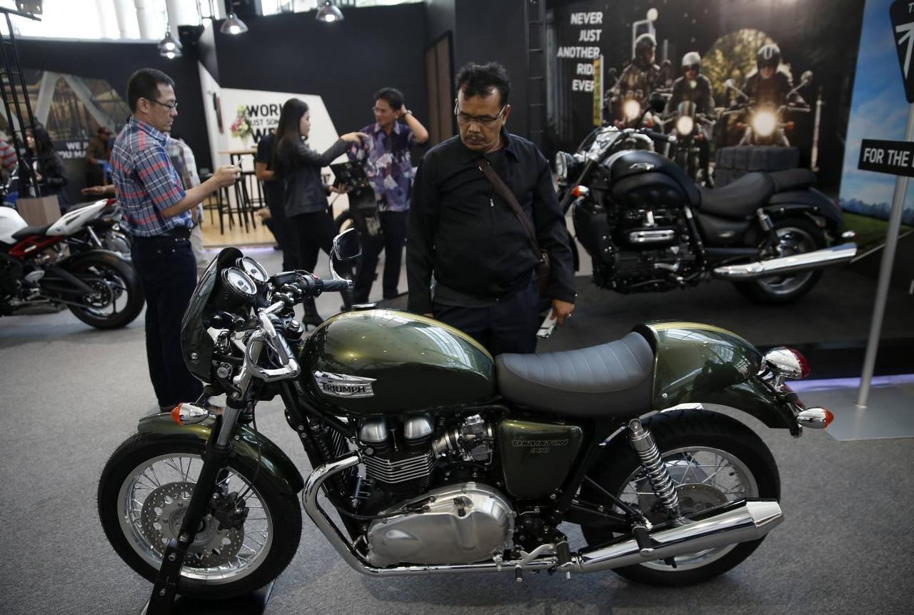 New Kings Of The Road Big Motorbike Makers Rev Up In Southeast Asia
