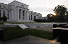Prédio do Federal Reserve em Washington. REUTERS/Jonathan Ernst