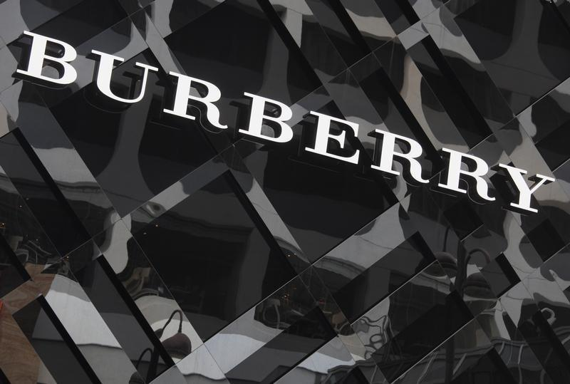 daab48441309 Burberry says markets getting tougher
