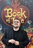 "Produtor Guillermo del Toro na première do filme ""Festa no Céu"", em Los Angeles. 12/10/2014 REUTERS/Kevork Djansezian"