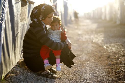 Refugees of Kobani