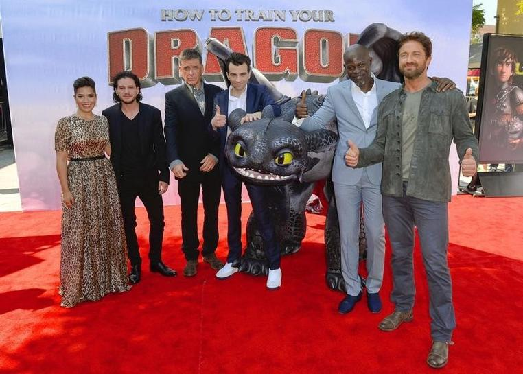 Dragon Sequel Sends Dreamworks Revenue Soaring Shares Rise