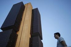 Sede do Banco Central em Brasília. 22/09/2011. REUTERS/Ueslei Marcelino