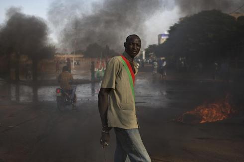 Unrest in Burkina Faso