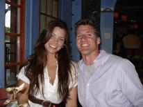 Brittany Maynard (L) is pictured with her husband Dan Diaz in this undated handout photo obtained by Reuters November 3, 2014. REUTERS/http://www.thebrittanyfund.org/Handout via Reuters