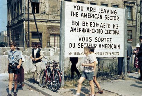 When Berlin was two