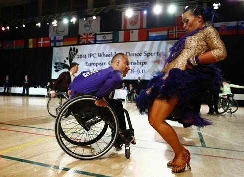 Dancing with disability