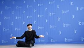 Diretor Lukas Moodysson em Berlim em 8 de fevereiro de 2009. REUTERS/Johannes Eisele