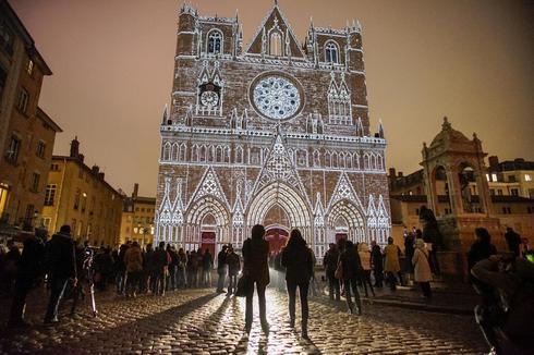 Lighting up Lyon