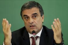 Ministro da Justiça, José Eduardo Cardozo. 23/5/2014 REUTERS/Ueslei Marcelino