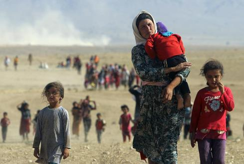 Pictures of the year: Rise of ISIS