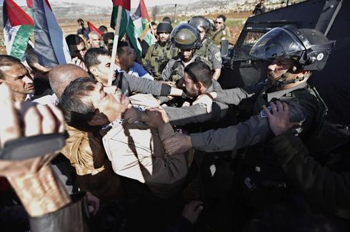 Deadly altercation in the West Bank