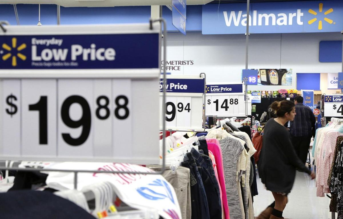 wal mart pricing to maximize profits Why walmart's pay raise is the 500,000 were people who received an increase on top of that, a walmart spokesman while price was seen as a.