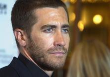 Ator Jake Gyllenhaal no Festival Internacional de Cinema de Toronto, em setembro. 05/09/2014 REUTERS/Fred Thornhill