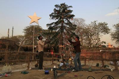 Christmas in Islamabad