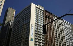 Sede da Eletrobras no Rio de Janeiro. 20/12/2014. REUTERS/Pilar Olivares