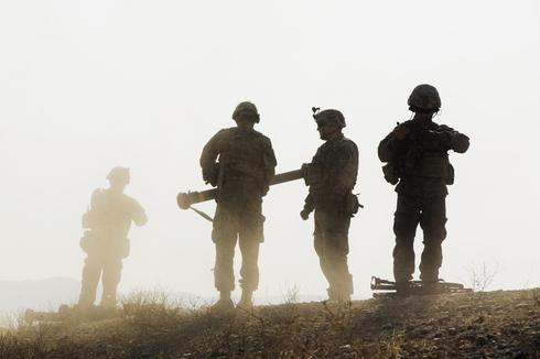 Last days in Afghanistan