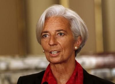 Anemic growth warrants easy monetary policy: IMF's Lagarde