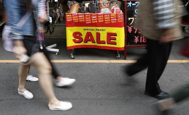 個人の景況感はアベノミクス前の水準に悪化、物価上昇で負担増