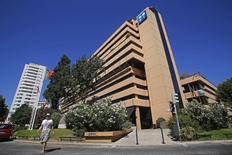 Sede da Portugal Telecom em Lisboa. REUTERS/Hugo Correia (PORTUGAL - Tags: BUSINESS TELECOMS)