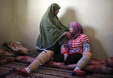 Still standing in Gaza