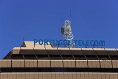 Sede da Portugal Telecom (PT) em Lisboa. 13/07/2014 REUTERS/Hugo Correia