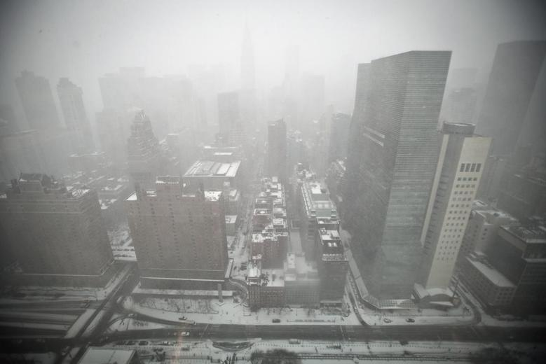 Northeast U.S. braves 'crippling' blizzard,...