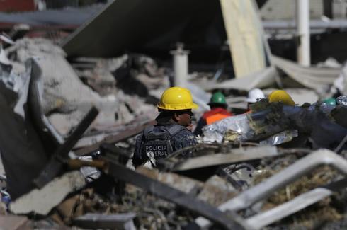 Blast at Mexico hospital