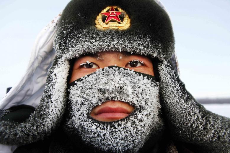 Winter soldiers   Reuters com