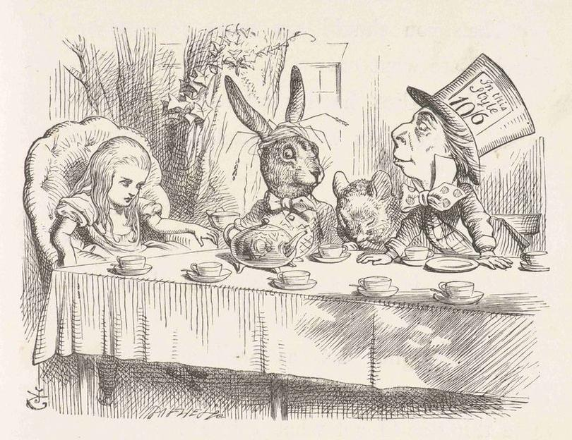 an analysis of alice adventures in wonderland as a unique standing in the category of whimsical nons Lit for little hands: alice's adventures in wonderland download alice's adventures inwonderland has a unique standing in the category of whimsical.