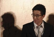 Jaycee Chan durante um festival de cinema em Xangai. 13/06/2009  REUTERS/Stringer