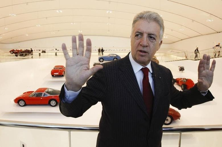 Family Owners Of Ferrari Say Will Not Sell Stake Reuters Com