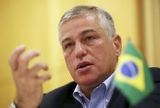 João Miranda, presidente da Votorantim Industrial. Grupo vai manter investimentos em 2015 perto do mesmo nível aplicado em 2014, focando em oportunidades em cimento e zinco