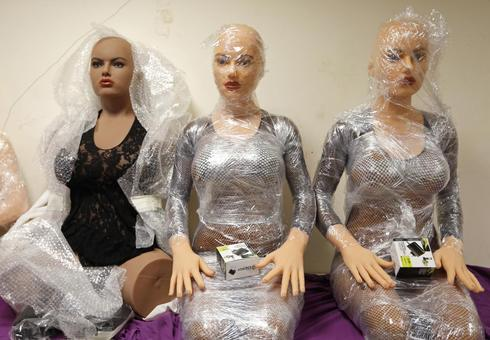 Sex doll factory