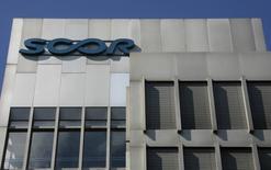 L'assureur japonais Sompo Japan Nipponkoa Holdings a annoncé vendredi son entrée au capital du réassureur français Scor après avoir acquis une participation de 7,8% au capital avec l'intention de monter jusqu'à 15%. /Photo d'archives/REUTERS/ Christian Hartmann