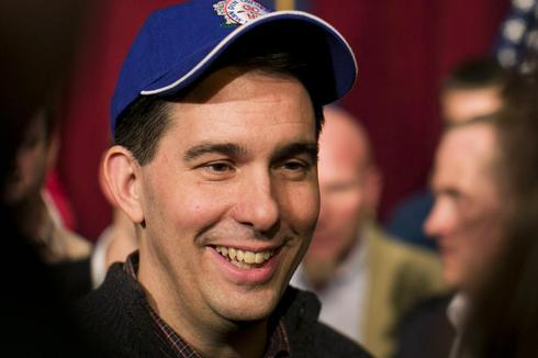 Would-be 2016 Republican candidate Walker makes first New Hampshire trip