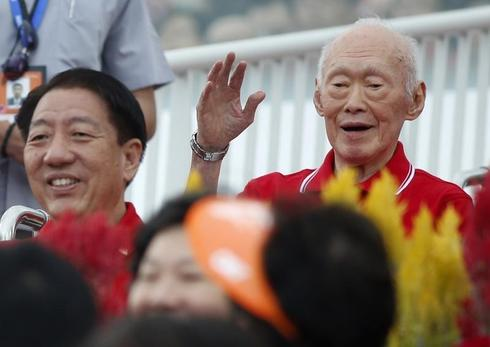 Lee Kuan Yew's legacy seen in vibrant, controlled Singapore