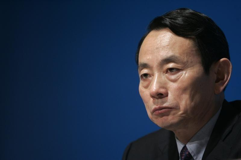Former senior Chinese energy executive seeks leniency at graft trial