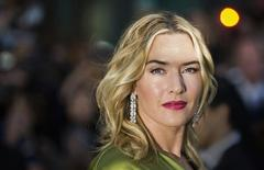 """Actress Kate Winslet arrives for the """"A Little Chaos"""" gala during the Toronto International Film Festival (TIFF) in Toronto, September 13, 2014.    REUTERS/Mark Blinch"""