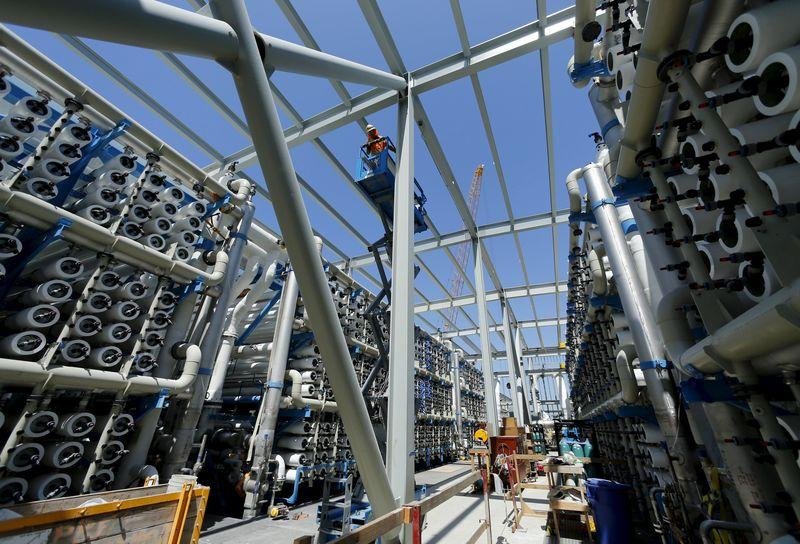 California drought renews thirst for desalination plants