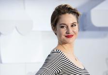 Shailene Woodley chega para MTV Movie Awards em Los Angeles. 12/04/2015. REUTERS/Phil McCarten