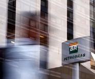 Prédio da Petrobras em São Paulo. 23/04/2015 REUTERS/Paulo Whitaker
