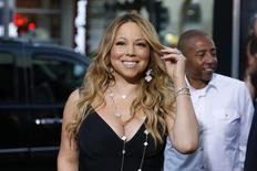 Cantora Mariah Carey em foto de arquivo em Hollywood. 23/07/2014 REUTERS/Danny Moloshok