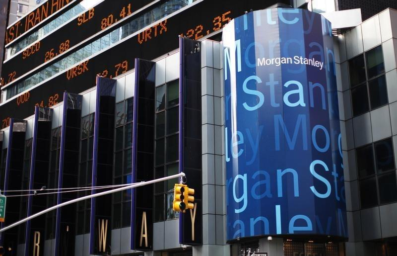 Castleton joins oil trade titans with Morgan Stanley deal - Reuters