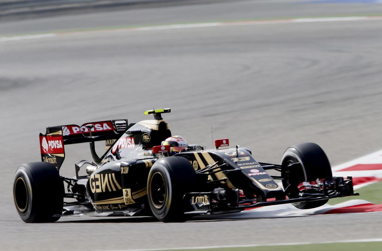 Lotus F1 team not for sale, says CEO