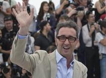 "Italiano Paolo Sorrentino, diretor do filme ""Juventude"", no Festival de Cannes.   20/05/2015    REUTERS/Yves Herman"