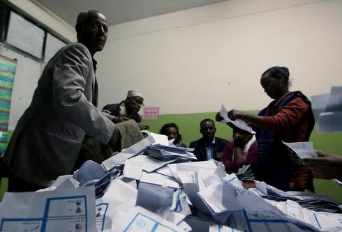 African observers say Ethiopia poll credible, opposition cries foul