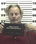 Pulitzer Prize winning playwright and actor Sam Shepard is shown in this booking photo from the Santa Fe County Adult Detention Facility in Santa Fe, New Mexico in this handout photo released to Reuters May 26, 2015. REUTERS/Santa Fe County Adult Detention Facility/Handout via Reuters