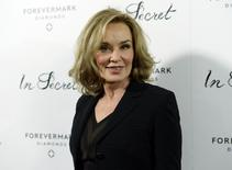 Jessica Lange   in Los Angeles, California in this February 6, 2014 file photo.   REUTERS/Kevork Djansezian/Files