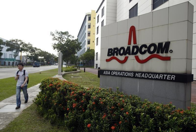 Avago to buy Broadcom for $37 billion in biggest-ever chip